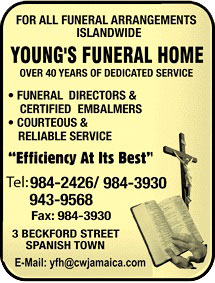 young's funeral home web ad